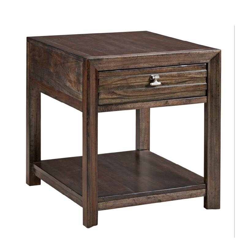 Kincaid 84 021 montreat drawer end table discount for Inexpensive end tables