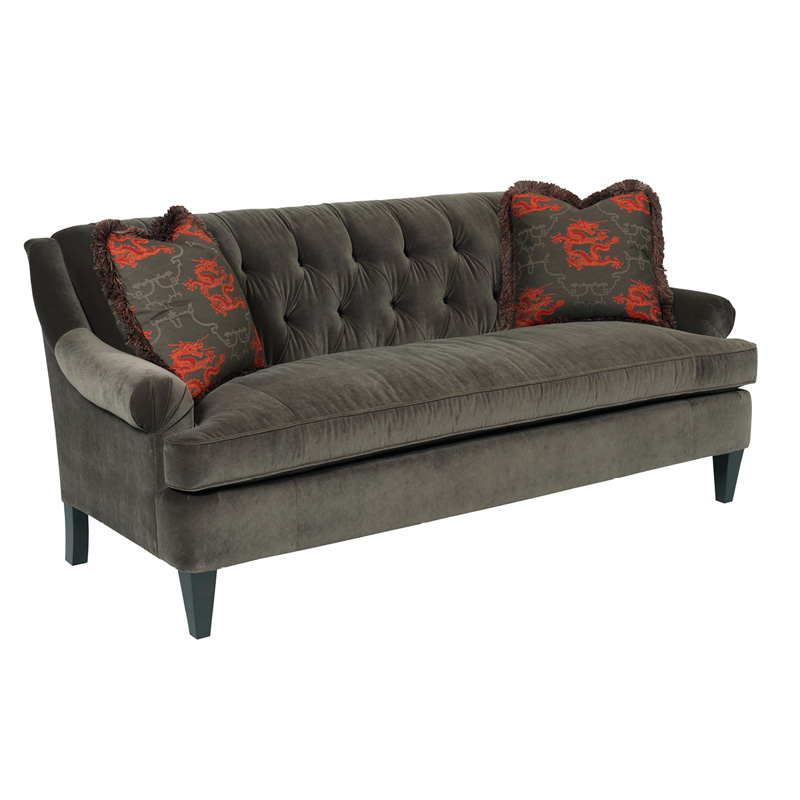 Kincaid 678 86 Prescott Sofa Discount Furniture At Hickory