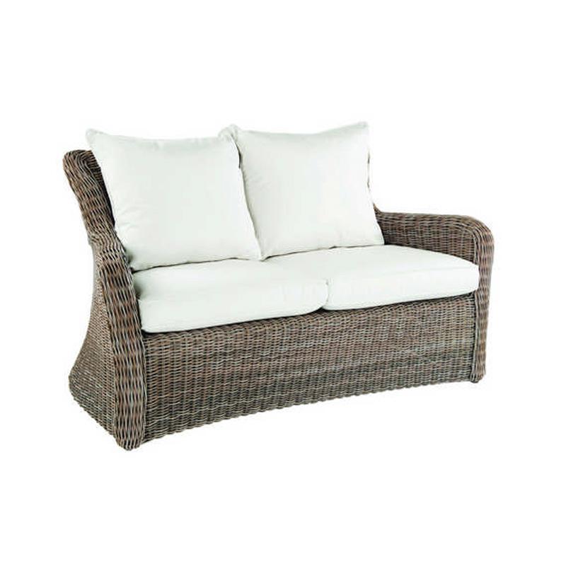 Kingsley Bate Sh60 Sag Harbor Settee Discount Furniture At Hickory Park Furniture Galleries