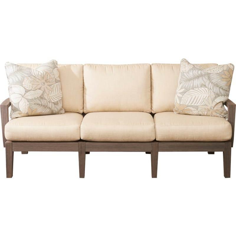 Klaussner Outdoor Amp Patio Sofa Furniture Shop Discount