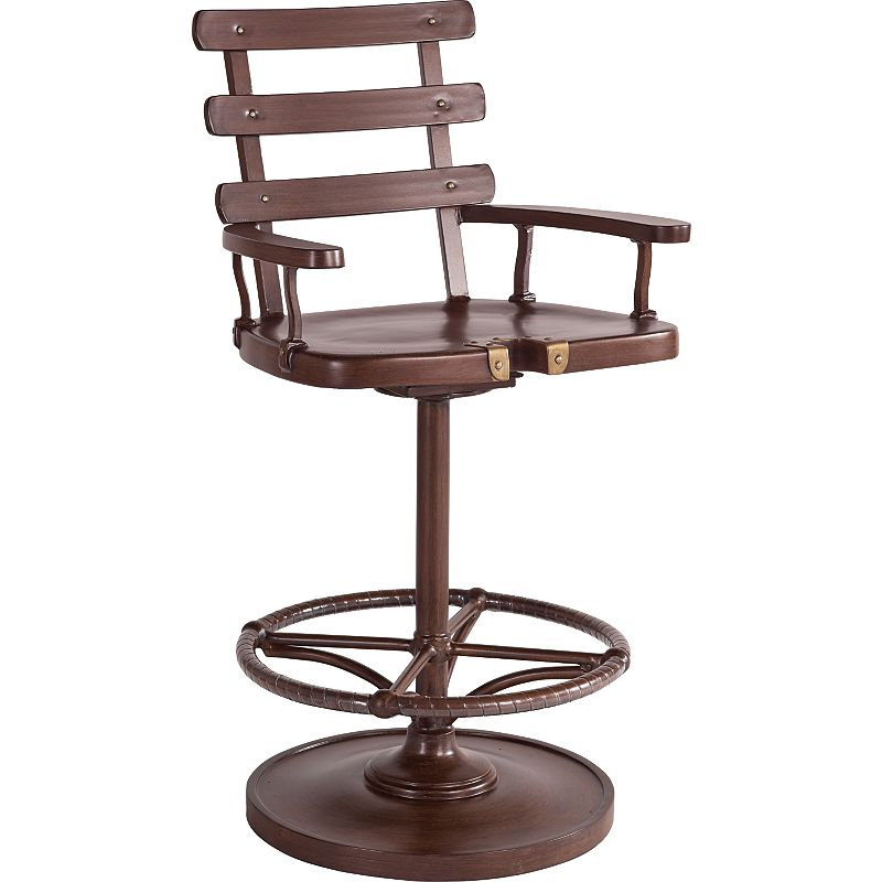 Lane Venture 5516 52 Ernest Hemingway Outdoor By Thomasville Marlin Swivel Bar Stool Discount