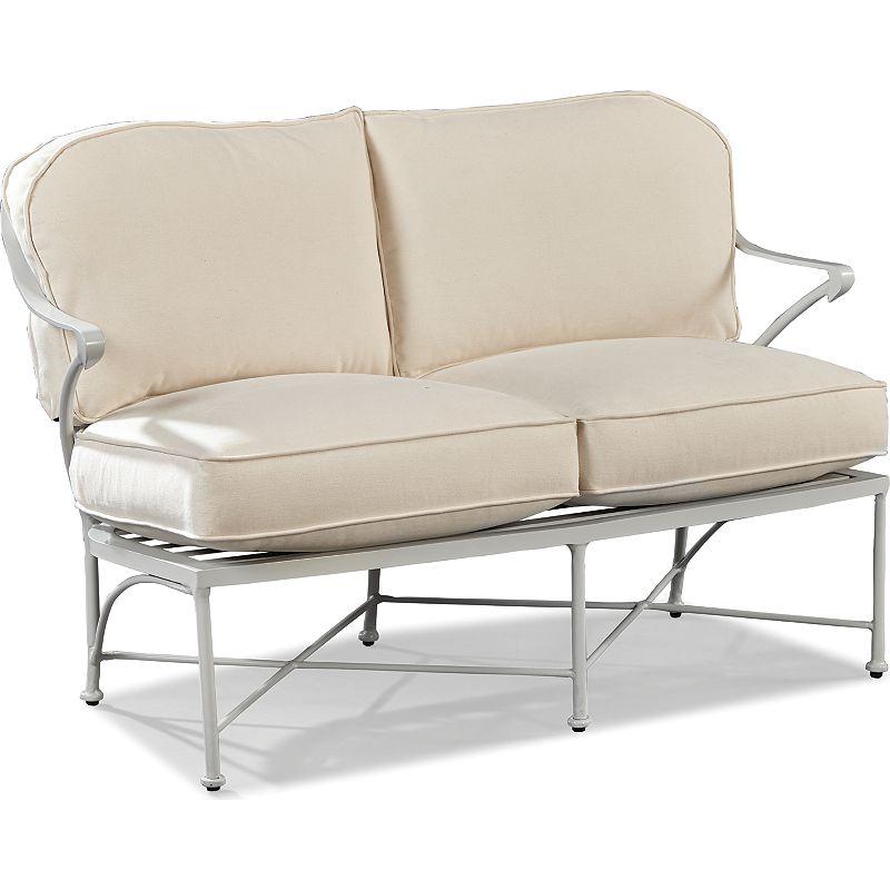 Lane Venture 4217 02 Ripple Celerie Loveseat Discount Furniture At Hickory Park Furniture Galleries