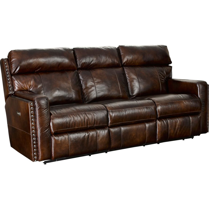 Lane Furniture Leather Sofa: Lane 209-29 Merlin Double Leather Reclining Sofa Discount