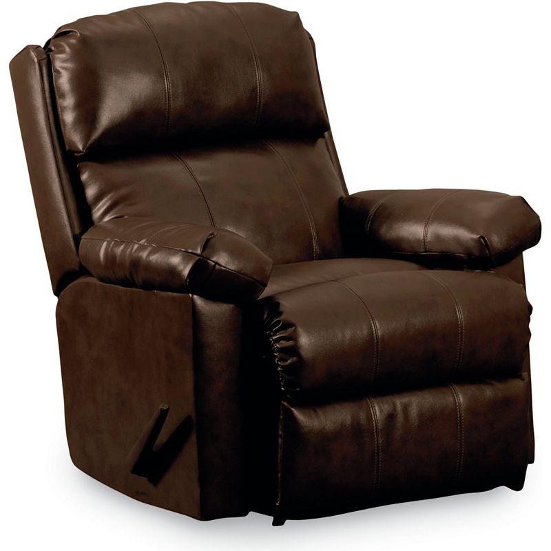 Leather Furniture Outlet North Carolina: Lane 2040 Timeless Glider Recliner Discount Furniture At