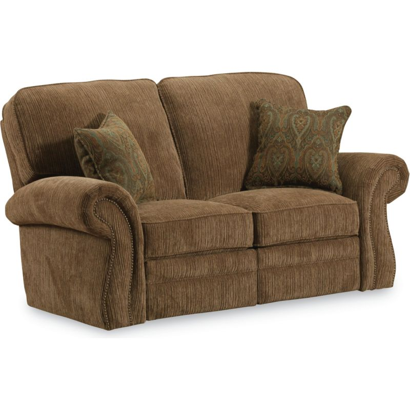 Lane 256 29 Billings Double Reclining Loveseat Discount Furniture At Hickory Park Furniture