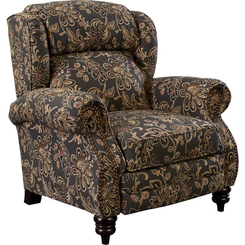 Lane 2681 Norwich High Leg Recliner Discount Furniture At