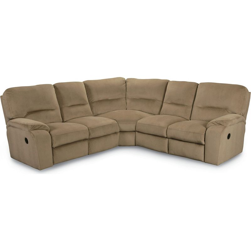 Lane 273 Thad Reclining Sectional Discount Furniture at ...