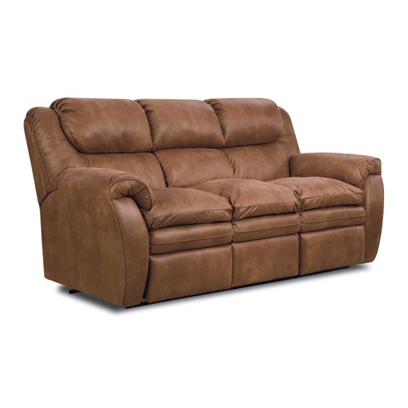 Lane 294 36 Hendrix Double Reclining Sofa With Storage Drawer Discount Furniture At Hickory Park