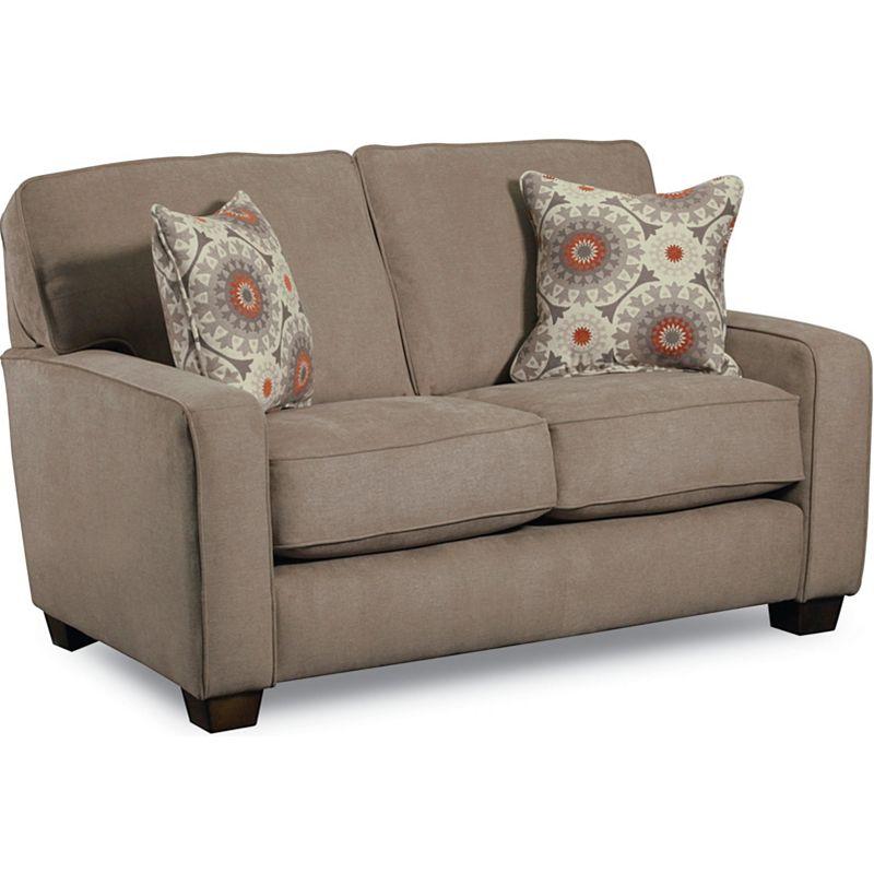 Lane 677 20 Ethan Stationary Loveseat Discount Furniture
