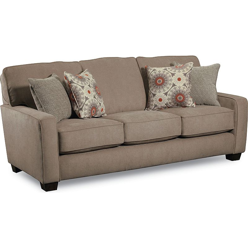 Lane 677 25 ethan sleeper loveseat sofa full discount furniture at hickory park furniture galleries Discount sofa loveseat