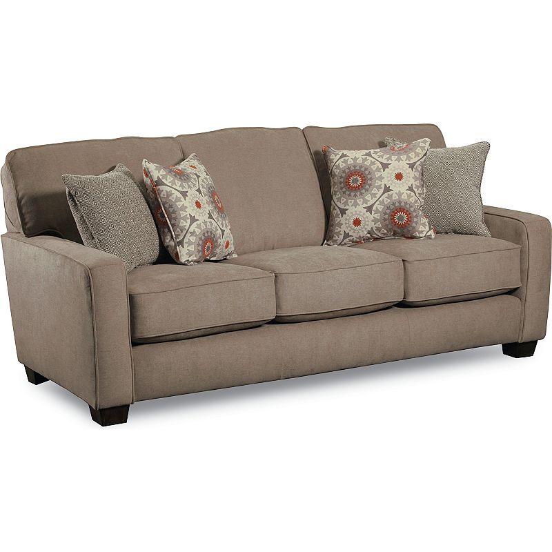 Sofas Furniture Stores: Lane 677-25 Ethan Sleeper Loveseat Sofa Full Discount