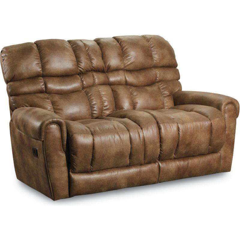 Lane 418 29 Trenton Double Reclining Loveseat Discount Furniture At Hickory Park Furniture Galleries