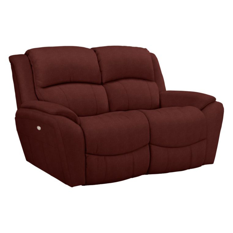 La Z Boy 740 Barrett Power La Z Time Full Reclining Loveseat Discount Furniture At Hickory Park