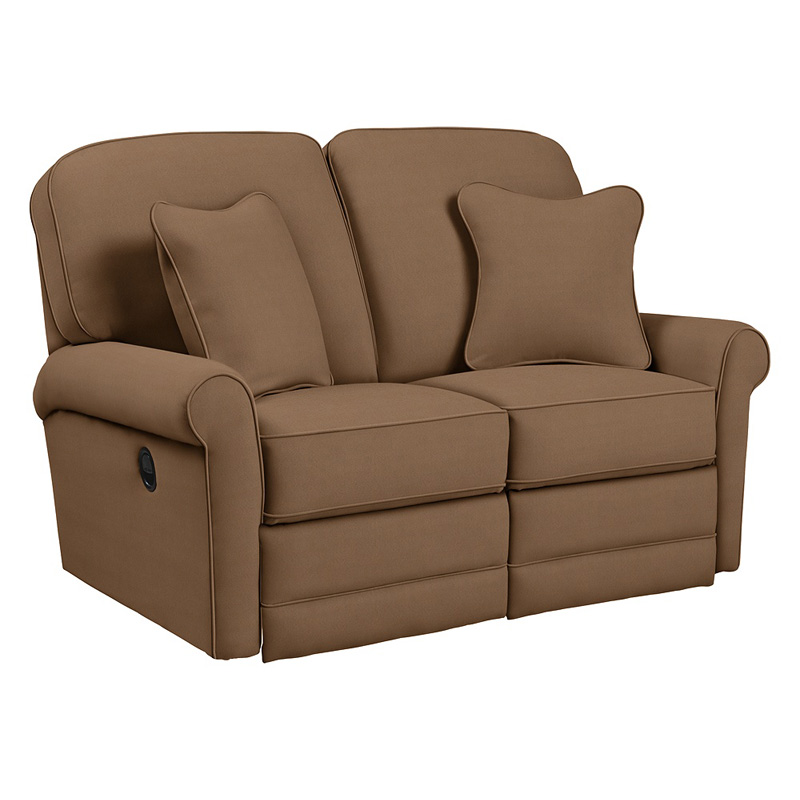 La Z Boy 480764 Addison La Z Time Full Reclining Loveseat Discount Furniture At Hickory Park