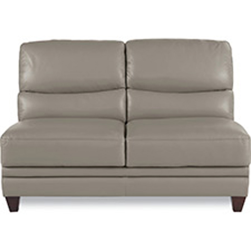 La Z Boy 73h919 Graham Armless Sofa Discount Furniture At