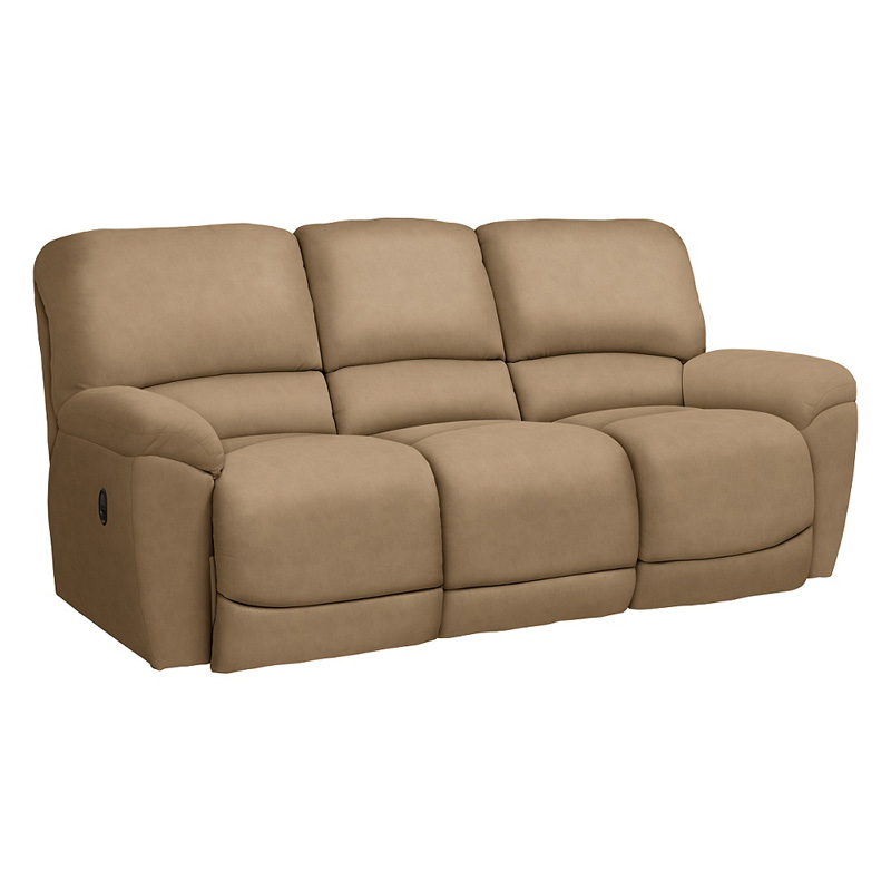 La z boy 440749 tyler full reclining sofa discount for Affordable furniture la