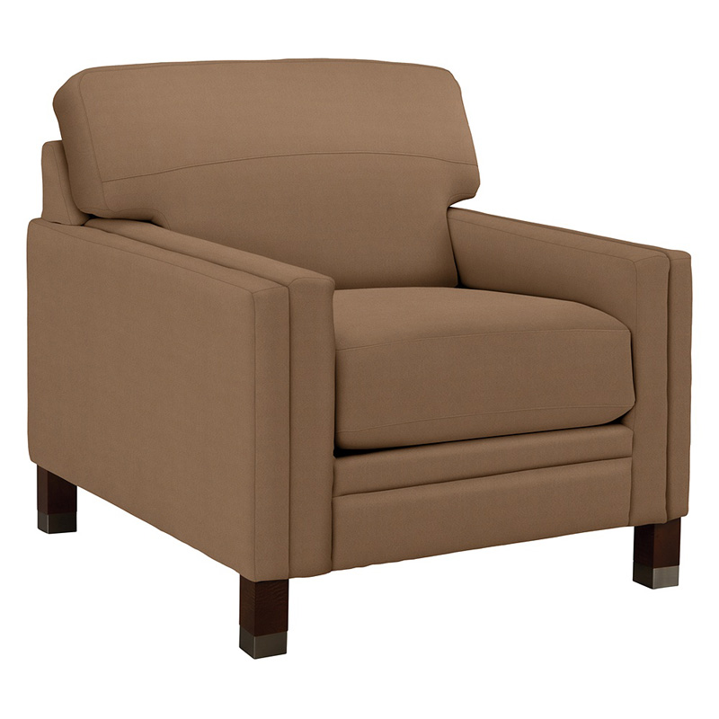 La Z Boy 230608 Uptown Premier Stationary Chair Discount Furniture At Hickory Park Furniture