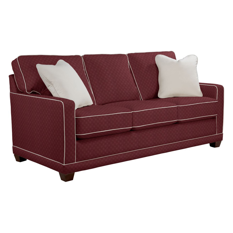 La Z Boy 593 Kennedy Sofa Discount Furniture At Hickory