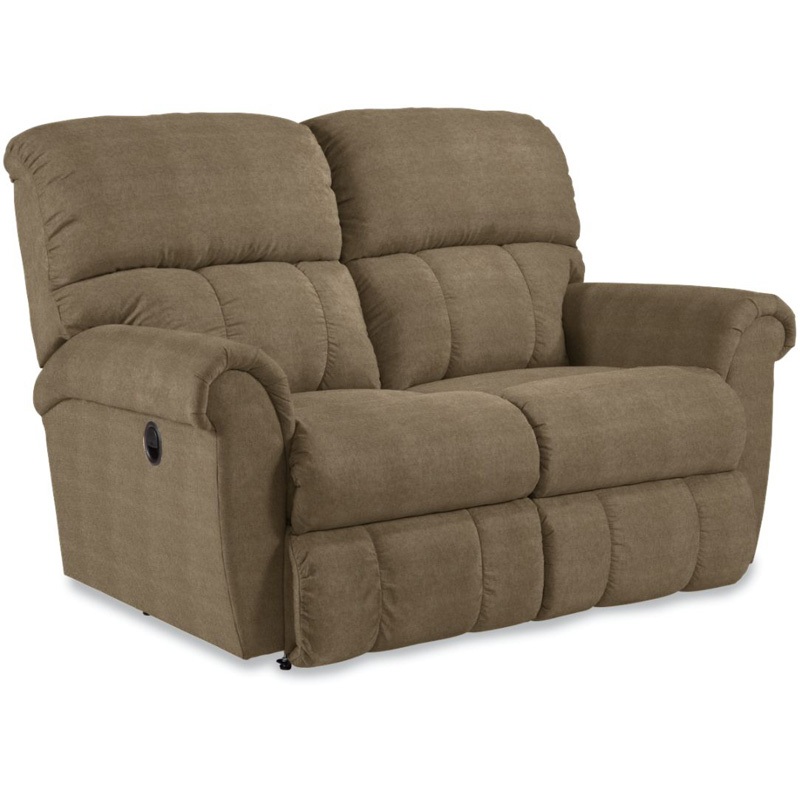 La Z Boy 701 Briggs La Z Time Full Reclining Loveseat Discount Furniture At Hickory Park