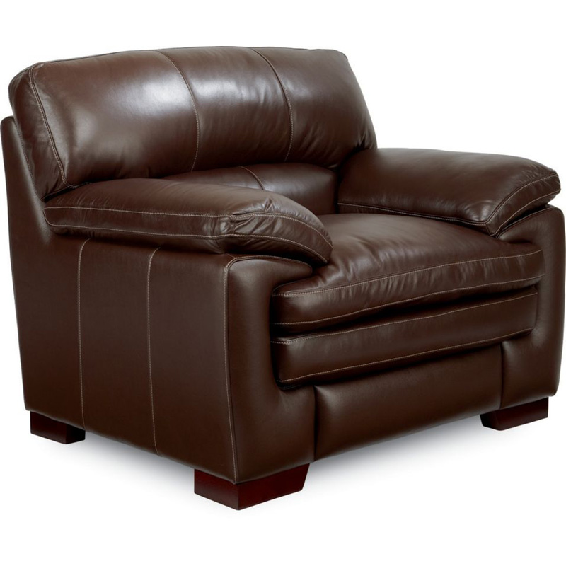 La Z Boy 308 Dexter Stationary Chair Discount Furniture at