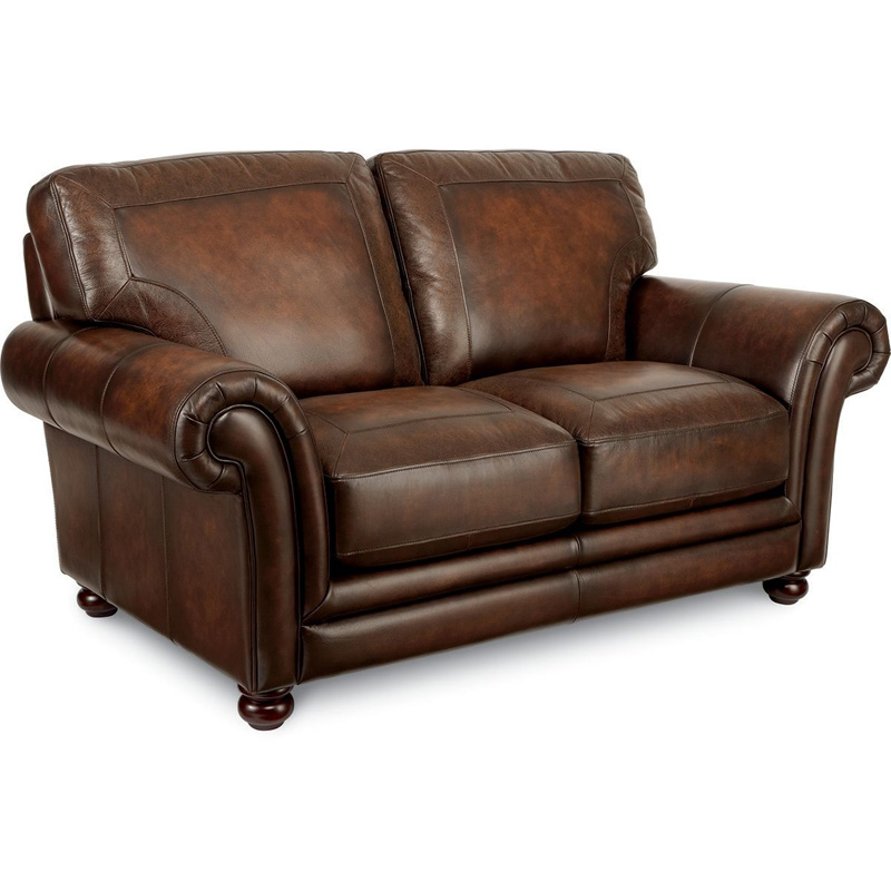 La Z Boy 805 William Loveseat Discount Furniture At Hickory Park Furniture Galleries
