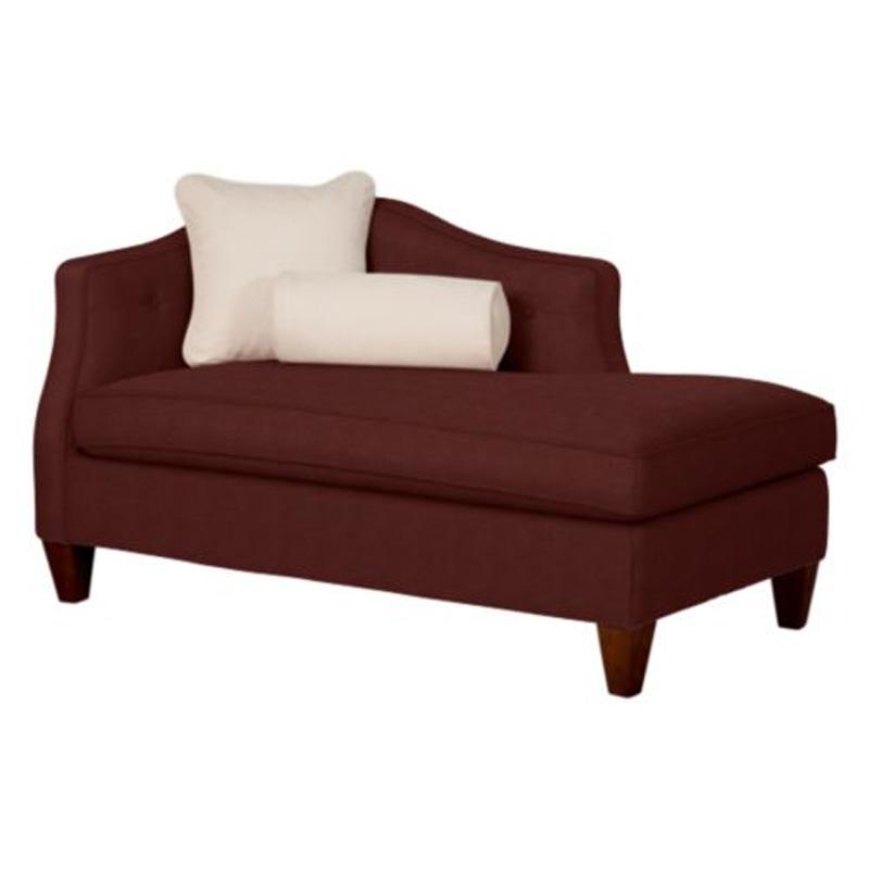 La Z Boy 611 Bijou Premier Left Arm Sitting Chaise Discount Furniture At Hickory Park Furniture