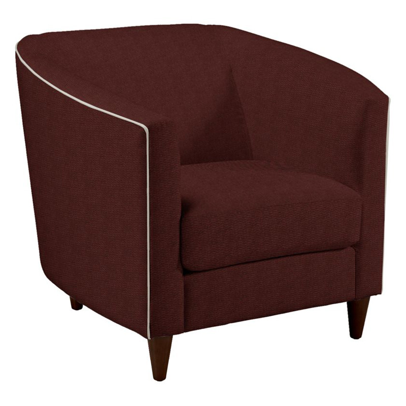 La Z Boy 628 Deco Premier Stationary Chair Discount Furniture At Hickory Park Furniture Galleries