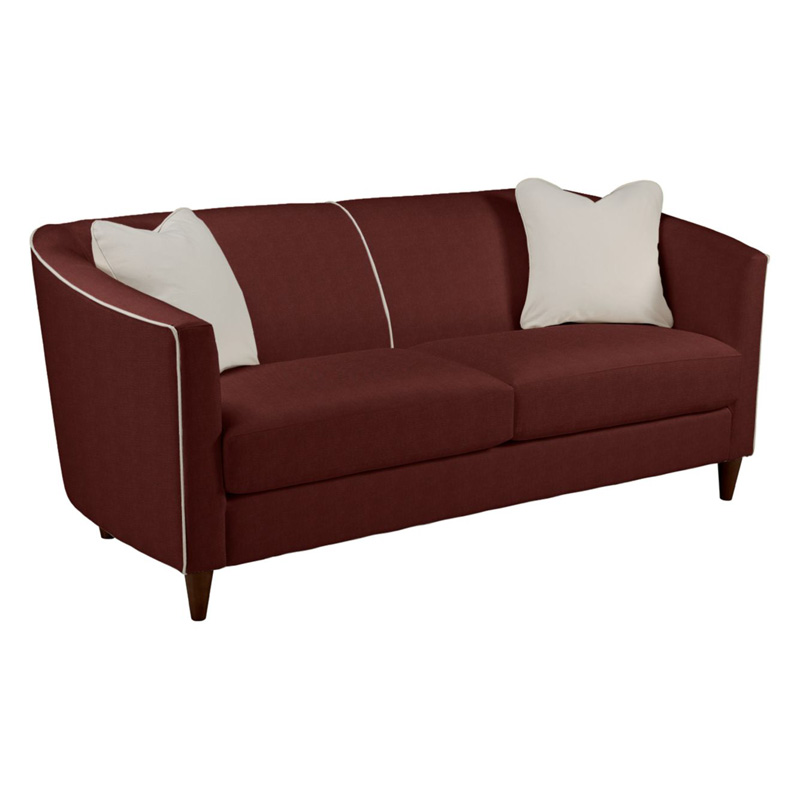 La Z Boy 628 Deco Premier Sofa Discount Furniture At Hickory Park Furniture Galleries