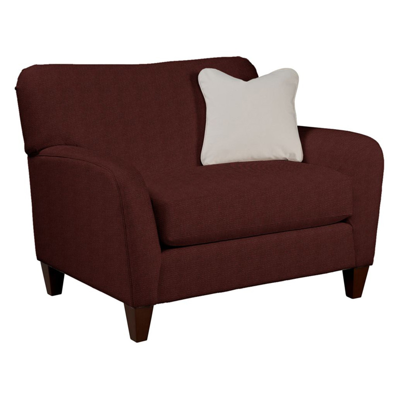 La Z Boy 623 Dolce Premier Chair And A Half Discount Furniture At Hickory Park Furniture Galleries