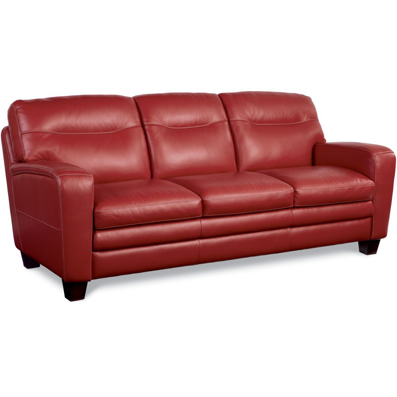 Leather Sofa Discount: La-Z-Boy 960 Simone Sofa Discount Furniture At Hickory