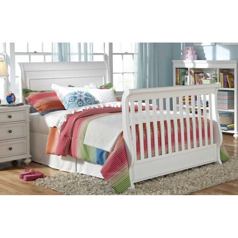 Legacy Classic Kids 2830-8930 Madison Nursery Stage 4 Bed