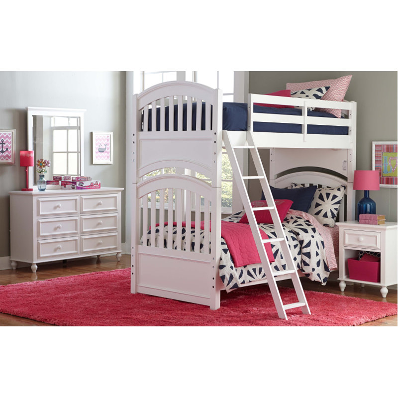 Bunk Bed Rail Heights