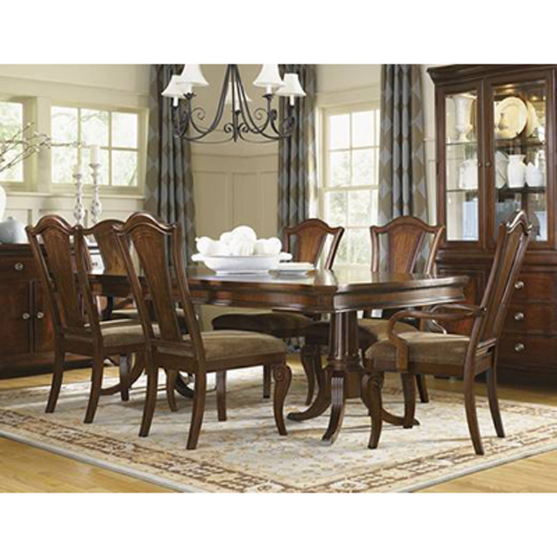 Legacy Classic 9350 622 9350 240 241 American Traditions Pedestal Dining Room Discount