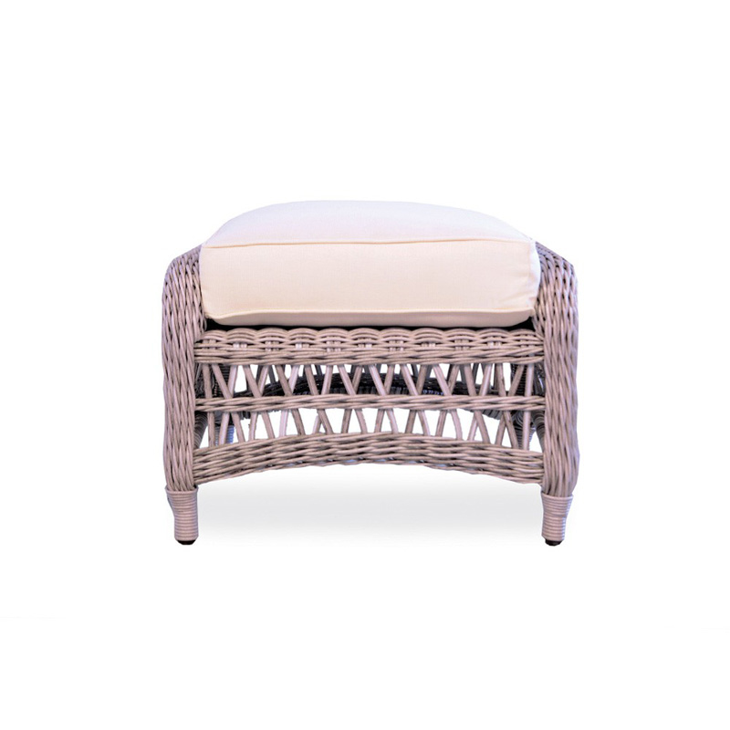 Lloyd Flanders 273017 Mackinac Ottoman Discount Furniture