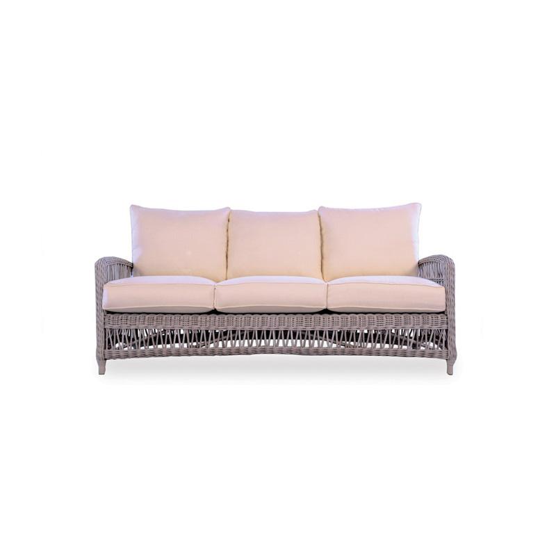Lloyd Flanders 273055 Mackinac Sofa Discount Furniture At