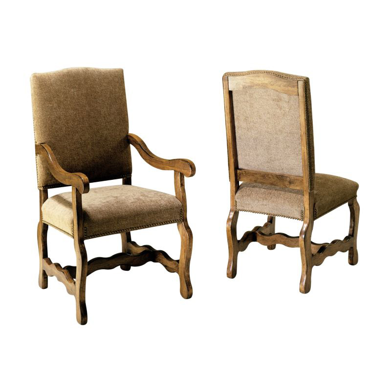 Lorts 7114 & 7115 Dining Arm Chair Discount Furniture At