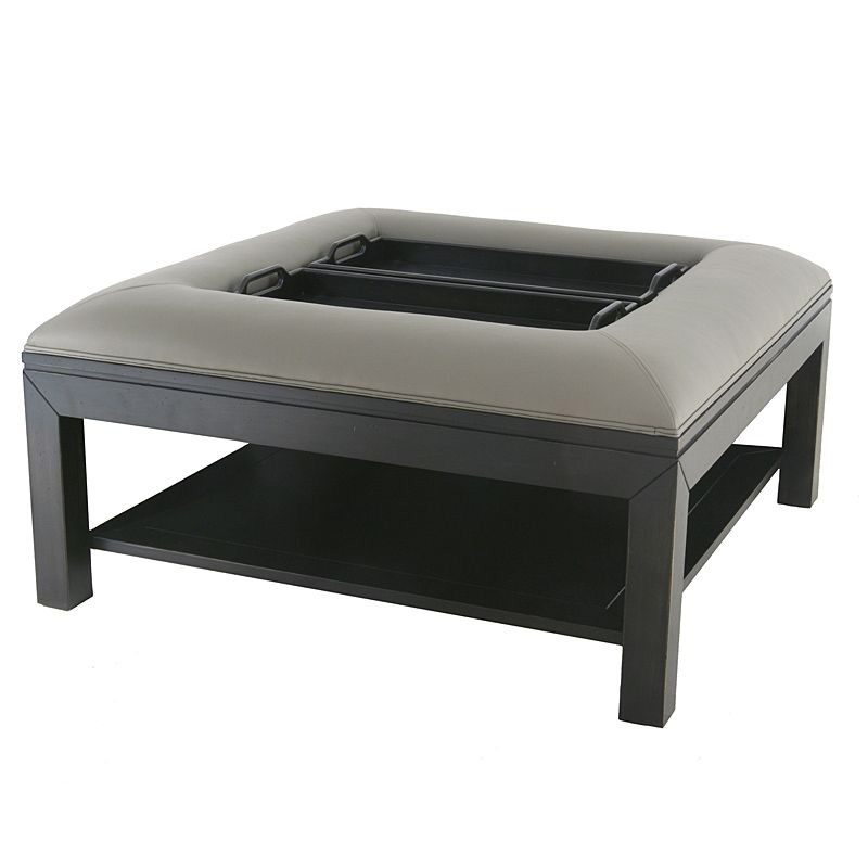 Lorts 9759 Upholstery Cocktail Ottoman Discount Furniture