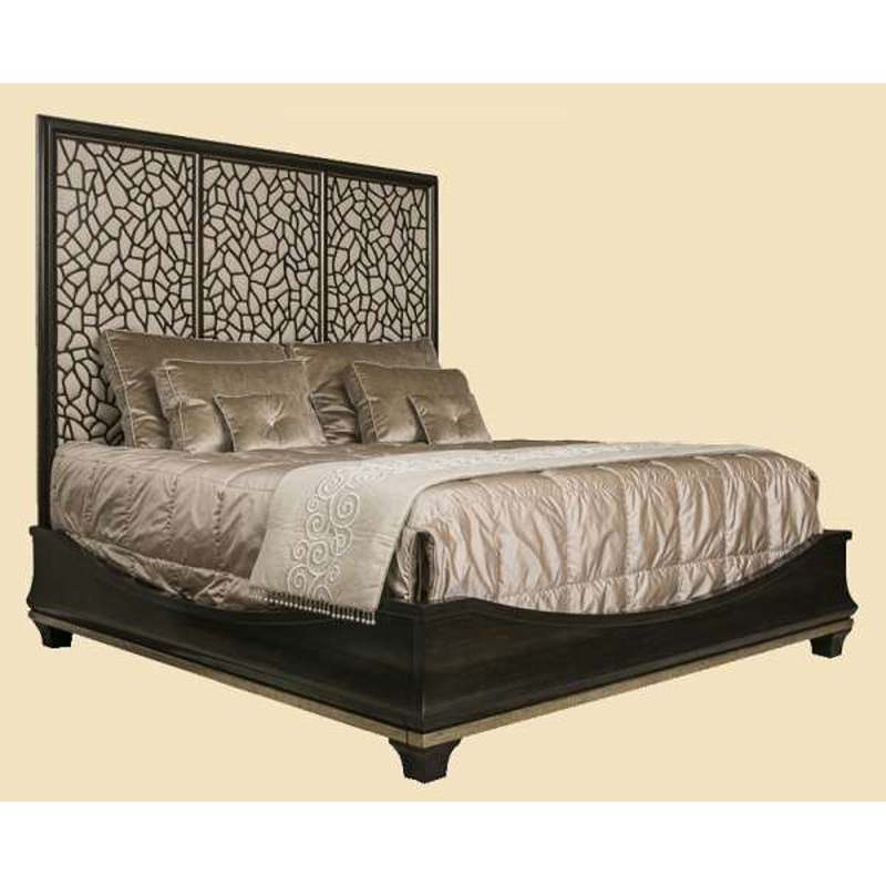 Marge Carson Bol11u Bolero Panel Bed Discount Furniture At Hickory Park Furniture Galleries