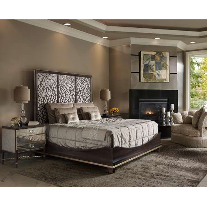 Marge Carson Rs1335 Bolero Bedroom Discount Furniture At Hickory Park Furniture Galleries