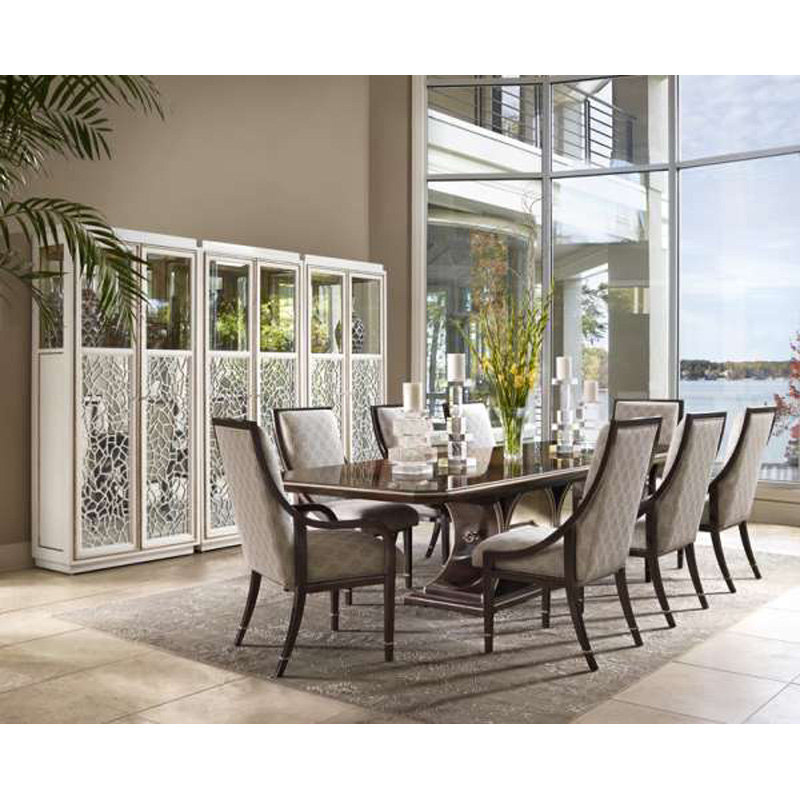 Marge Carson Rs1337 Bolero Dining Room Discount Furniture