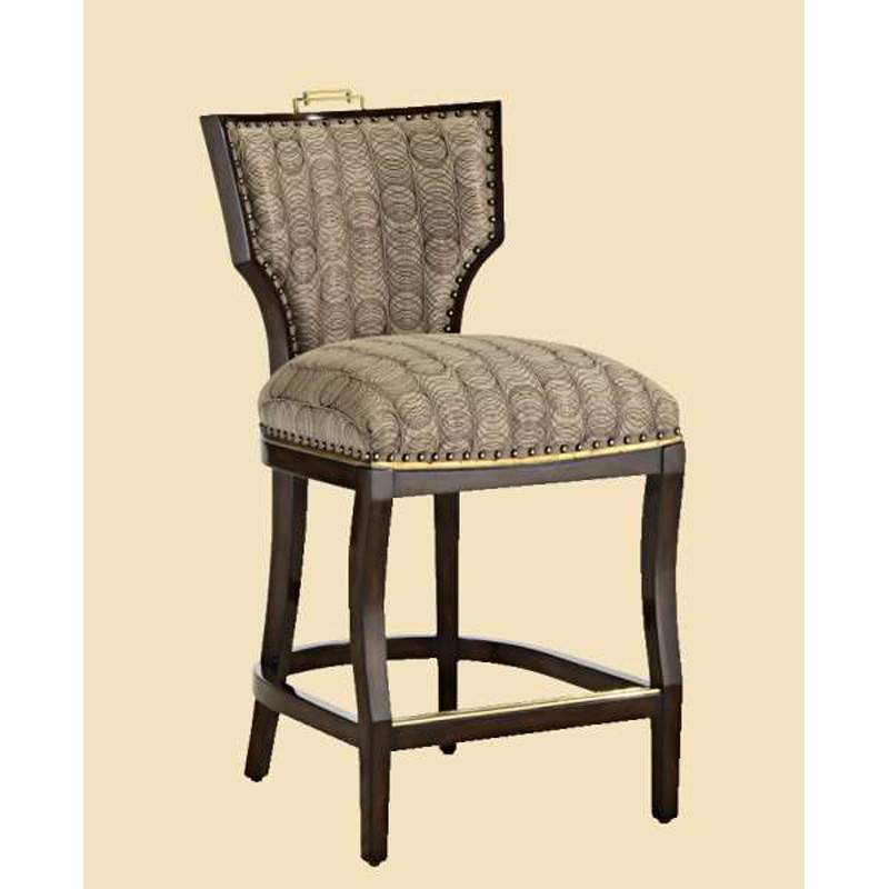 Marge Carson Bol47 26 Bolero Counter Stool Discount Furniture At Hickory Park Furniture Galleries