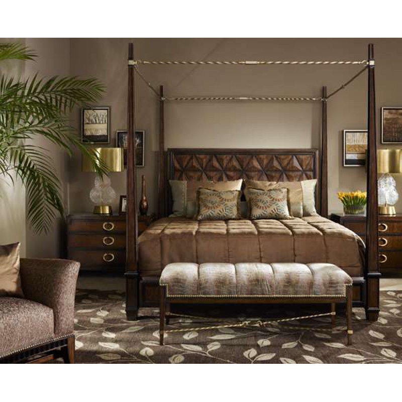 Marge Carson Rs1338 Bolero Bedroom Discount Furniture At Hickory Park Furniture Galleries