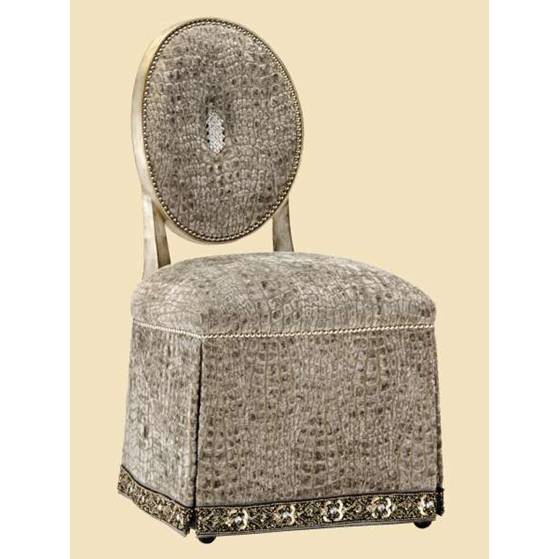 Marge carson oph41 mc chair ophelia vanity chair discount for Vanity chair cheap