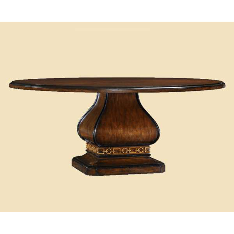 Marge Carson Round Dining Table