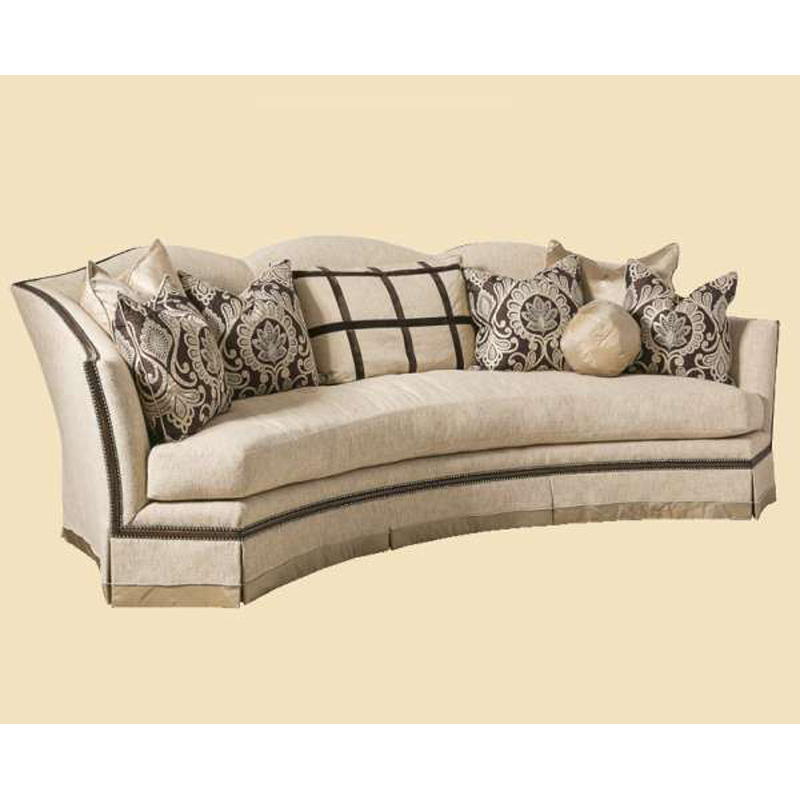 Marge Carson AVE43 Avery Sofa Discount Furniture At
