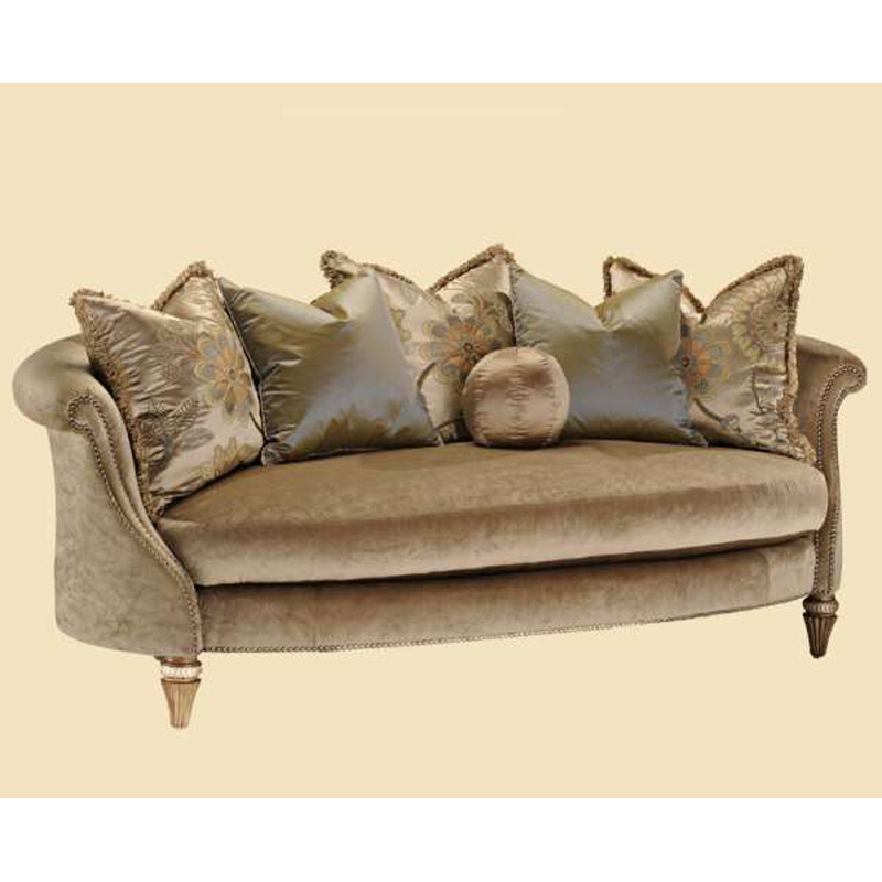 Marge Carson Ama43 Mc Sofas Amanda Sofa Discount Furniture At Hickory Park Furniture Galleries