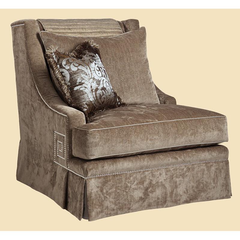 Marge Carson Ash41 Mc Chairs Ashton Chair Discount Furniture At Hickory Park Furniture Galleries