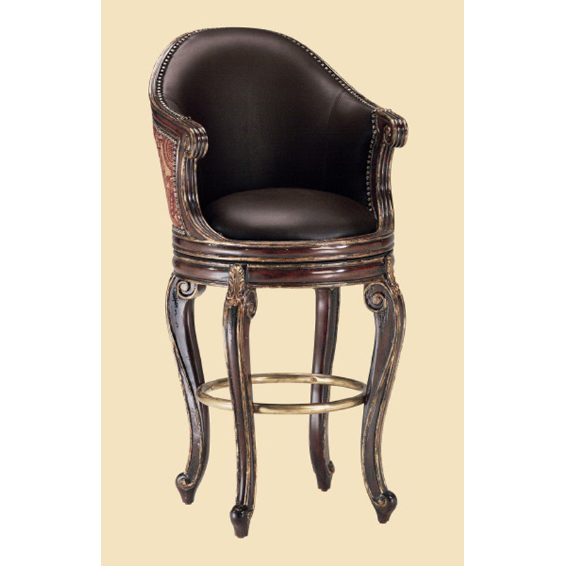 Marge Carson Bx47 29 Mc Bar And Counter Stools Bordeaux
