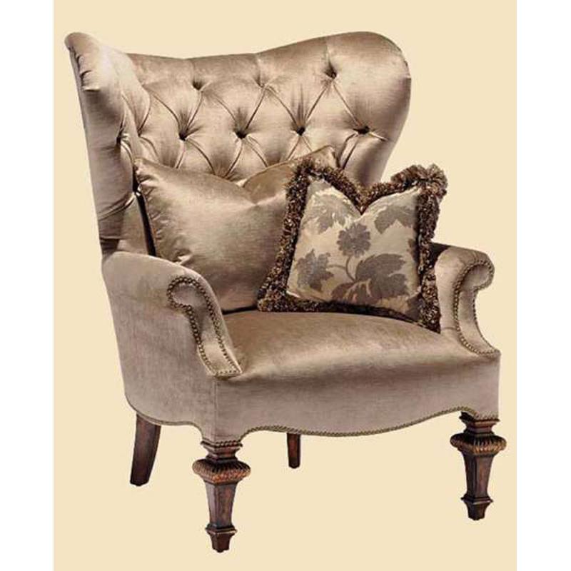 Marge carson chd41a mc chairs chandler chair discount for Carson chaise lounge