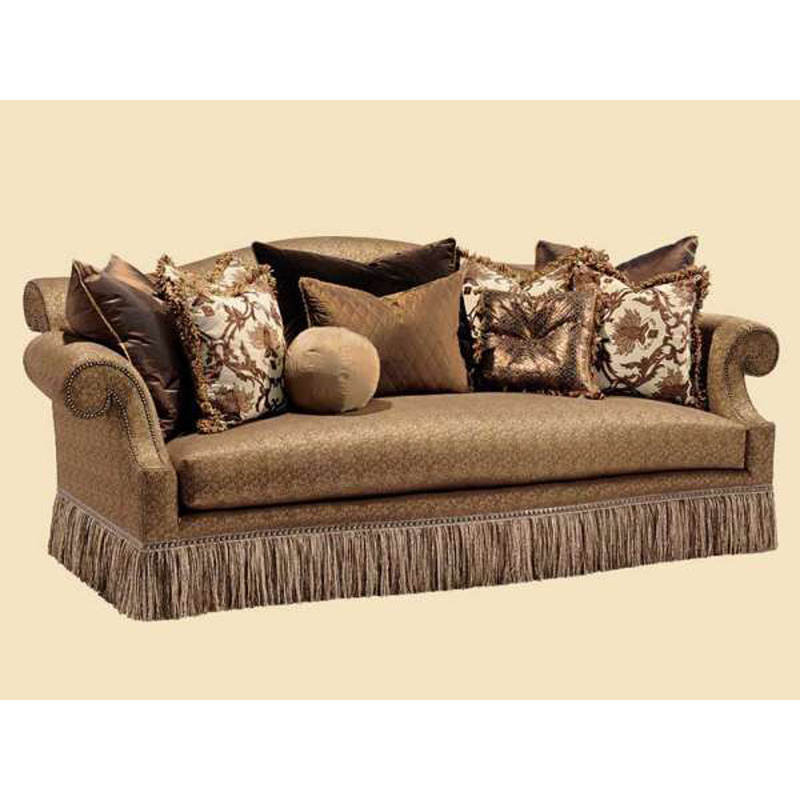 Marge Carson Csd43 Mc Sofas Cassidy Sofa Discount Furniture At Hickory Park Furniture Galleries
